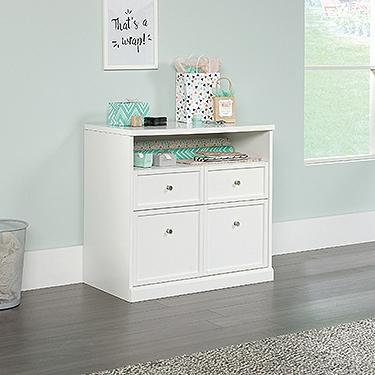 Sauder Craft Pro Series Storage Cabinet 283 9900 Ojcommerce