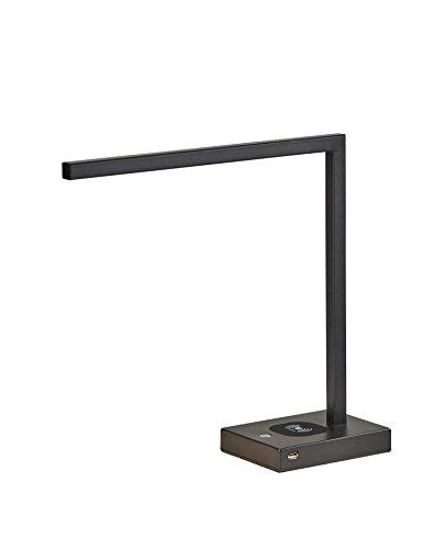 Aidan AdessoCharge LED Desk Lamp- Black