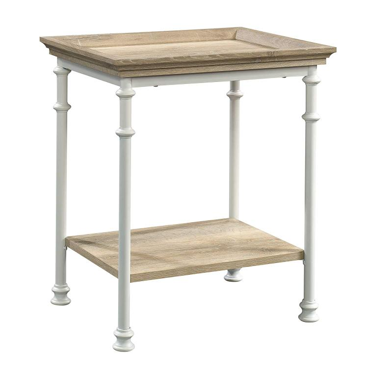 Sauder Canal Street Side Table 3a