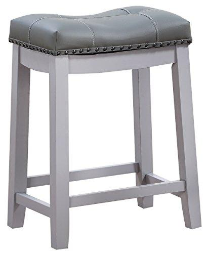 Angel Line Cambridge Padded Saddle Stool