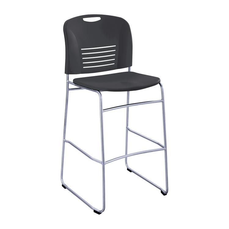 Vy™ Bistro-Height Chair, Sled Base [Item # 4295BL]
