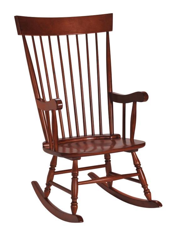 Gift Mark Modern Adult Rocking Chair