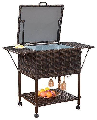 Gazebo Penguin Cooler Cart