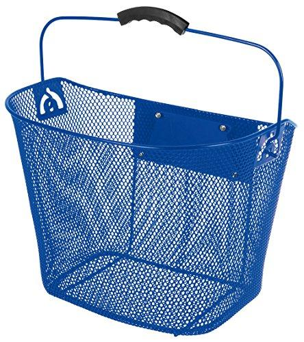 Quick Release Blue Wire Basket