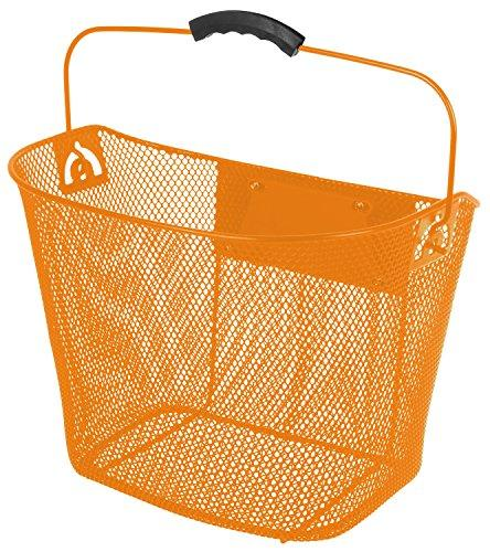 Quick Release Orange Wire Basket