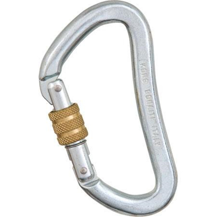 Kong Heavy Duty Steel Carabiner [Item # 432472]