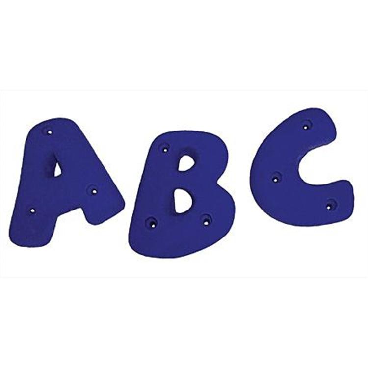 Groperz Alphabet Easymount