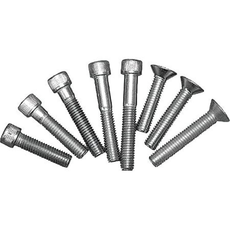 Zinc Plated Hex Bolt