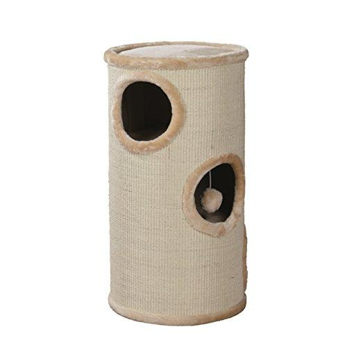 TRIXIE Pet Products 3-Story Samuel Cat Tower
