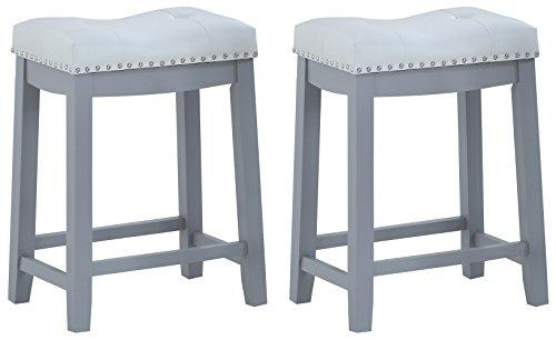 Angel Line Cambridge Bar Stools - Set of 2