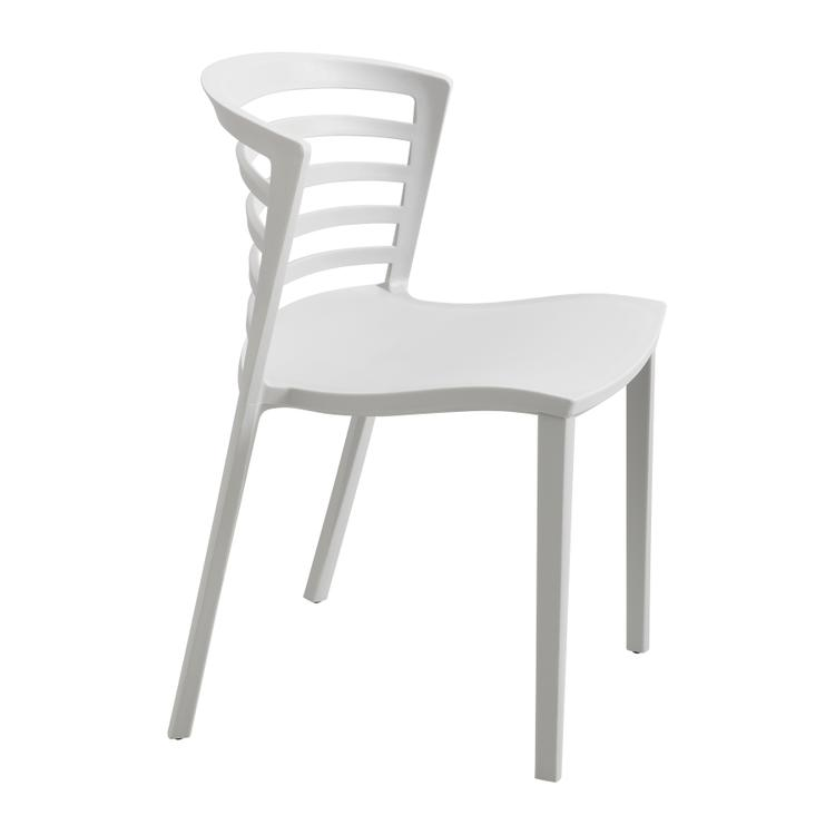 Entourage™ Stack Chair, Outdoor Seating, (Qty. 4)
