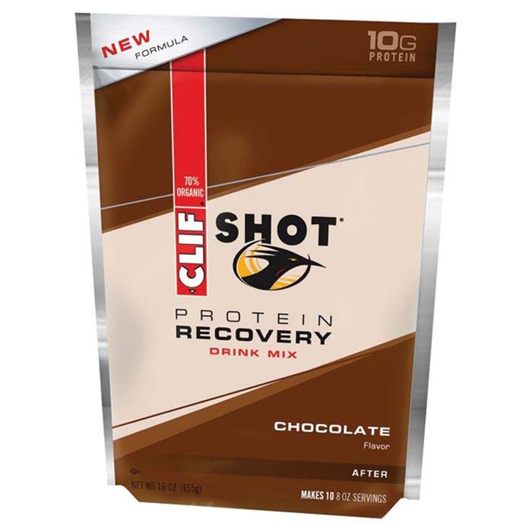 Clif Shot Recovery
