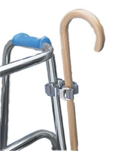 Cane holder deluxe mount clamp
