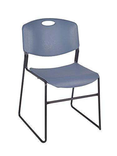 Zeng Stack Chair- Blue