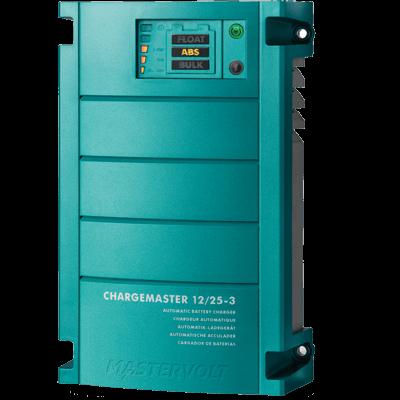 Batt Chgr, ChargeMaster 12V 25A, 3 Bank [Item # 44010250A]