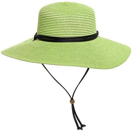 Sloggers 442Tg Braided Hat Wmn Grn