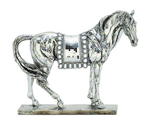 Ps Mosaic Slv Horse 16
