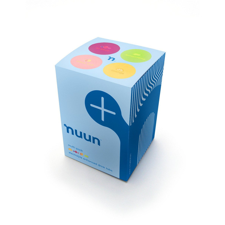 Nuun Active Hydration 4 Pack