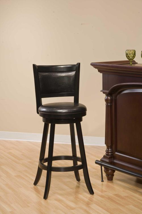 Dennery Swivel Counter Stool