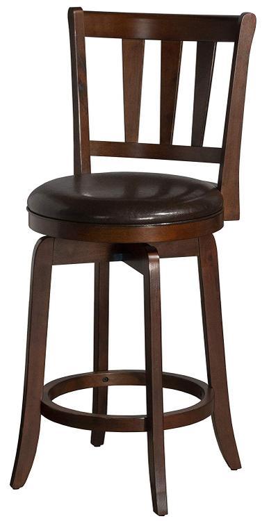Hillsdale Furniture Presque Isle Swivel Bar Stool