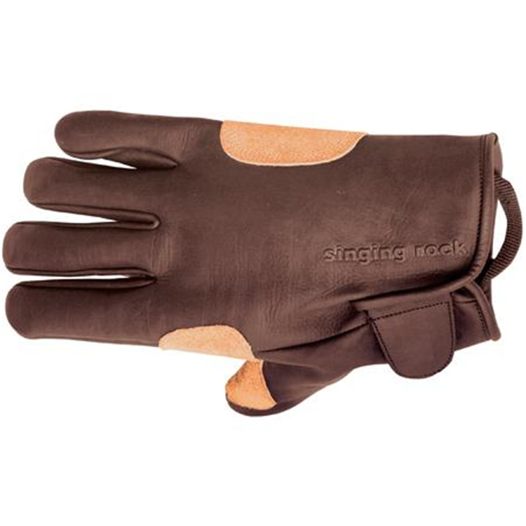Grippy Leather Gloves