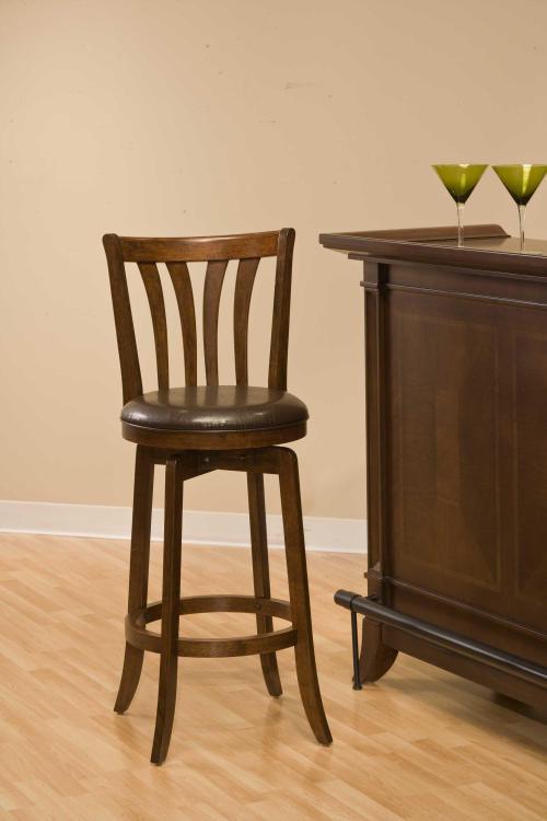 Hillsdale Furniture Savana Swivel Bar Stool