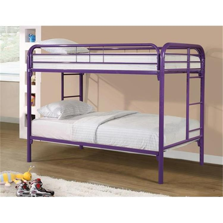 Donco Kids Metal Bunk Bed