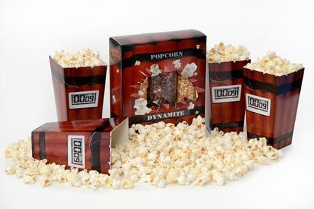 Wabash Valley Farms Dynamite Popcorn Gift Set