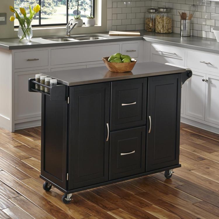 Home Styles Patriot Kitchen Cart