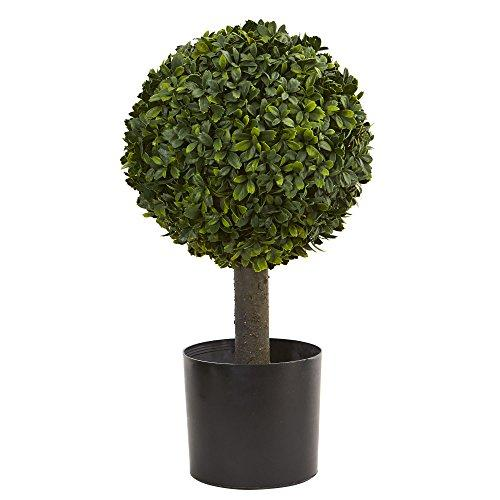 21? Boxwood Ball Topiary Artificial Tree
