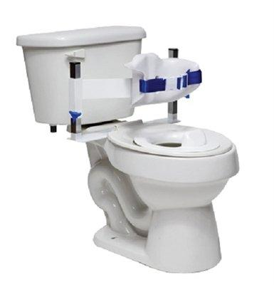 FEI FEI Toilet support system, standard back with strap, medium