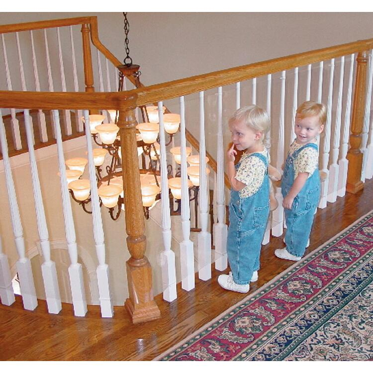 Kid Safe Banister Guard