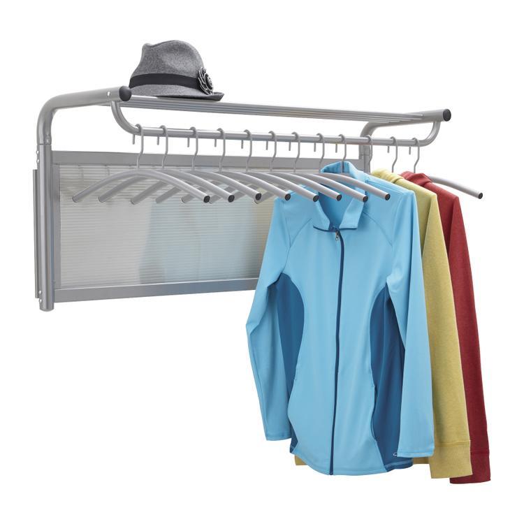 Impromptu® Coat Wall Rack with 12 Hangers
