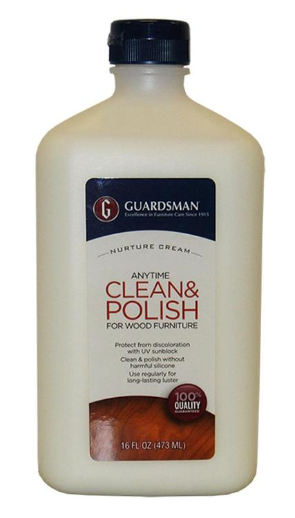 461500 Wood Polish Cream 16Oz