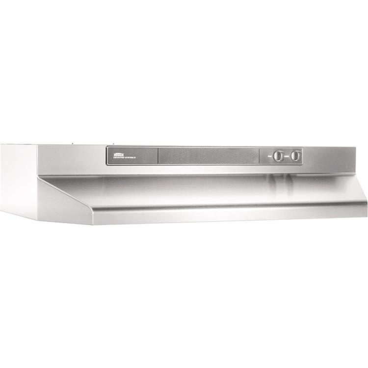 Broan 42 In. Convertible Range Hood in Almond
