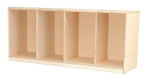 Open Stack Locker - Single Unit [Item # 46410A]