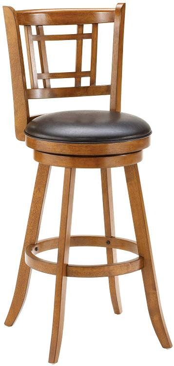 Hillsdale Furniture Fairfox Swivel Counter Stool