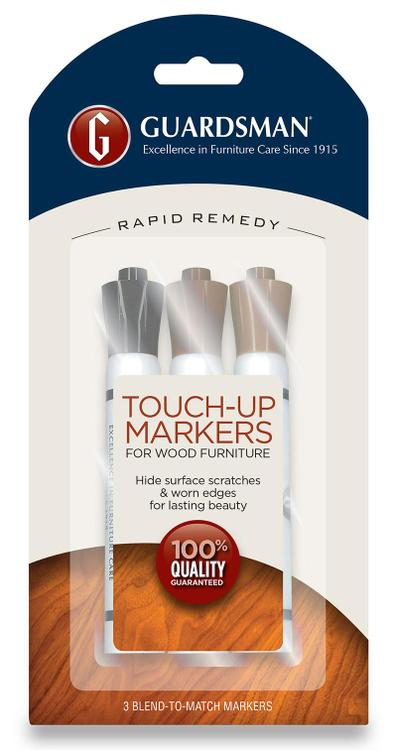 465200 Touch Up Markers Brown