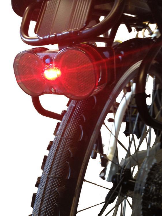 Rear Rack Light