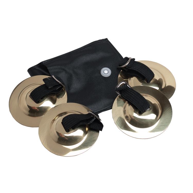 Cb Finger Cymbals 2 Pr/set
