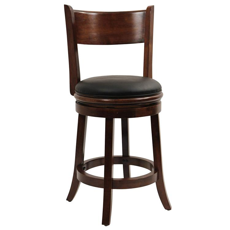 Boraam Boraam Palmetto Swivel Stool