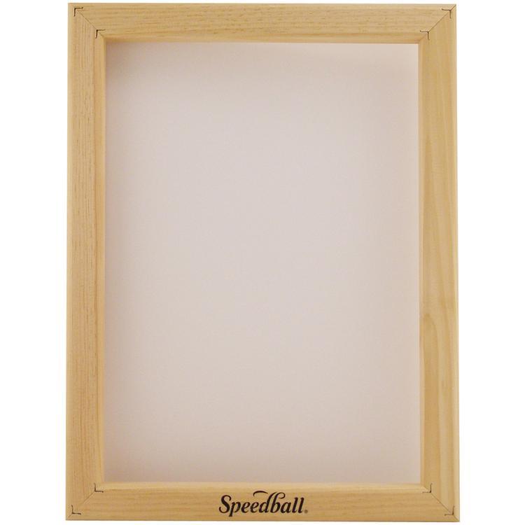 Speedball Assembled Frame W/Fabric 110 Monofilament Screen-10