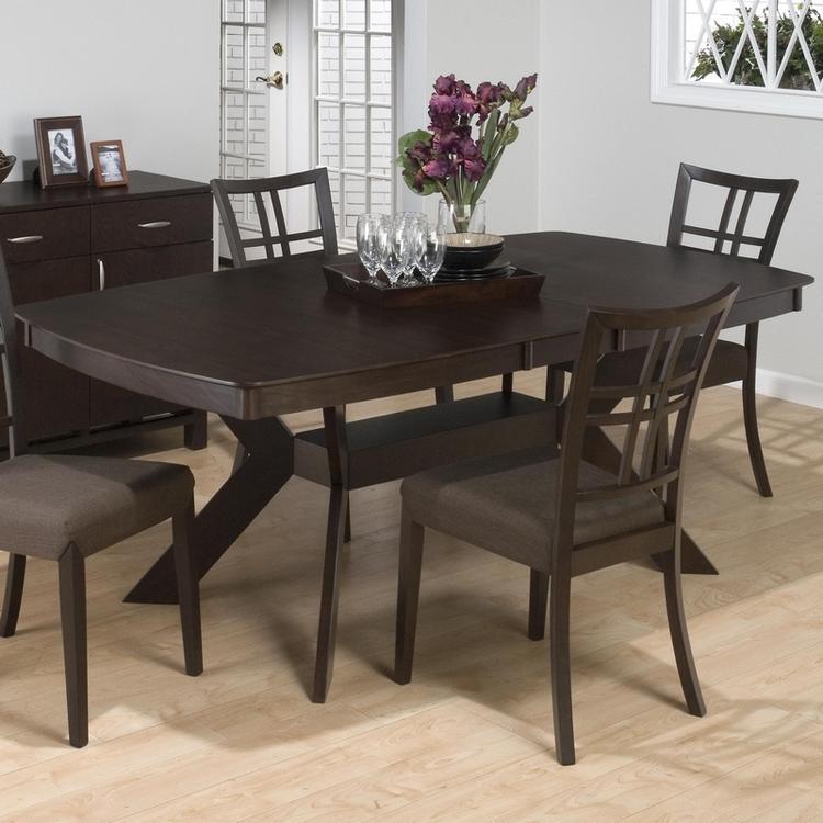 Ryder Dining Table with Pedestal Base