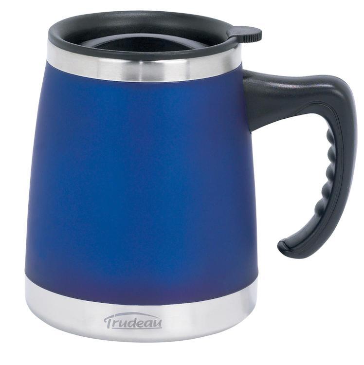 047221 Desk Mug Umbria Blue