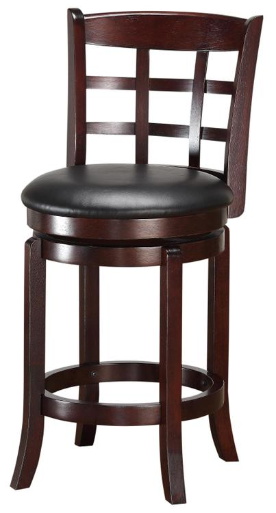 Naomi Home Kersey Swivel Barstool