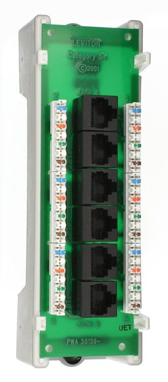 CAT5 Voice and Data Module
