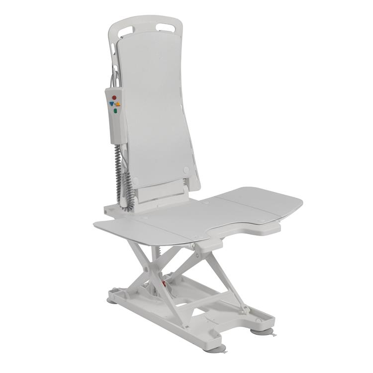 Drive Medical Bellavita Tub Chair Seat Auto Bath Lift