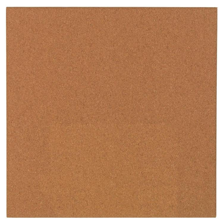 48112 Cork Wrap Tile 14X14