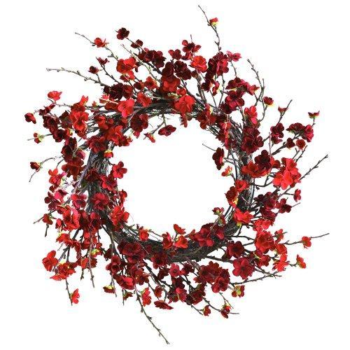 24? Plum Blossom Wreath