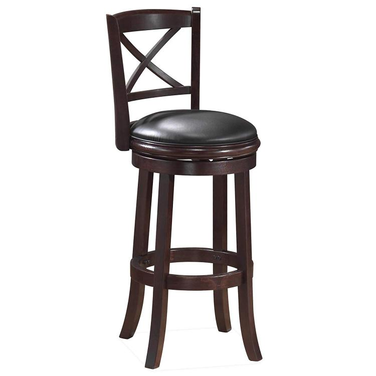 Boraam Georgia Swivel Stool [Item # 48629]